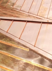 Copper - Aplro Sheet Metal